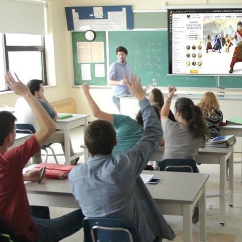Локализация Classcraft