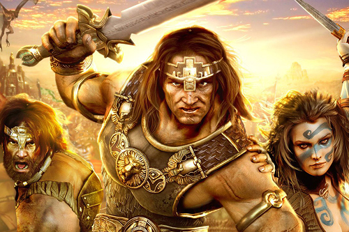 Локализация игры Age of Conan: Hyborian Adventures