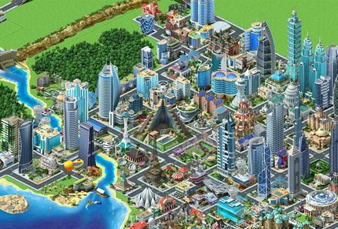 Локализация социальной игры Megapolis на 11+ языков