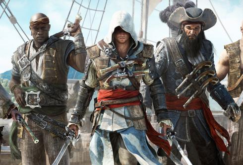 Локализация игры Assassin's Creed: Pirates от компании Ubisoft