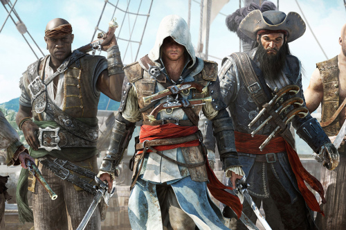 Локализация игры Assassin's Creed: Pirates от компании Ubisoft