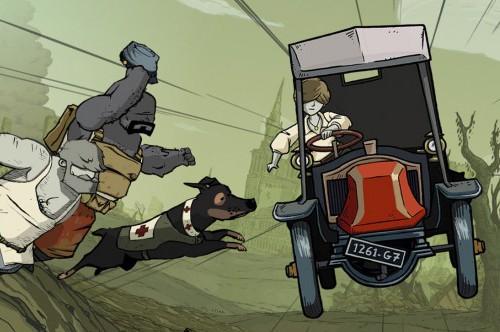 Локализация, тестирование и озвучивание игры Valiant Hearts: The Great War