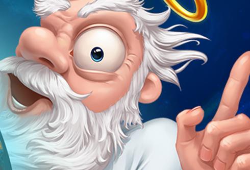 Локализация мультиплатформенной игры Doodle God на 12 языков
