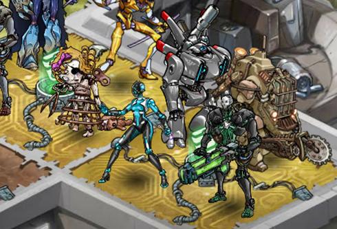 Локализация игры Mutants: Genetic Gladiators от компании Kobojo