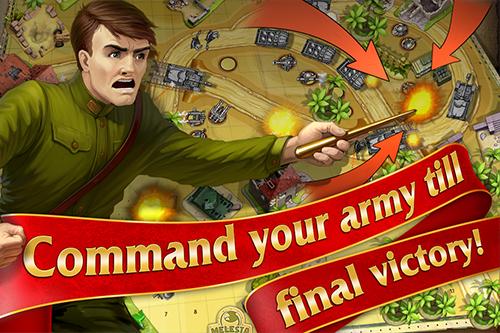 Локализация игры «Солдатики» от компании Melesta Games