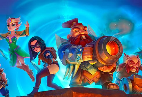 Локализация игры Lords of Magic: Fantasy War от компании Wonder Will