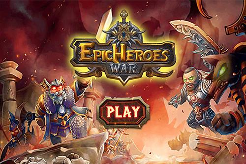 Локализация игры Epic Heroes War от Divmob