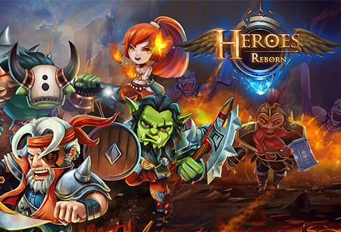 Локализация игры Heroes Reborn от Divmob