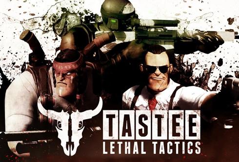Локализация игры Tastee: Lethal Tactics от компании SkyBox Labs