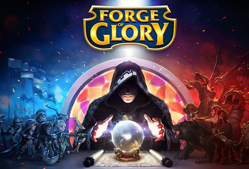 Локализация игры Forge of Glory компании Kefir