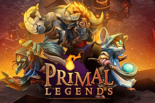 Локализация игры Primal Legends от компании Kobojo