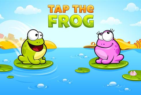 Локализация игры Tap the Frog от компании Playmous