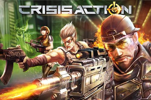 Локализация игры Crisis Action от компании Efun