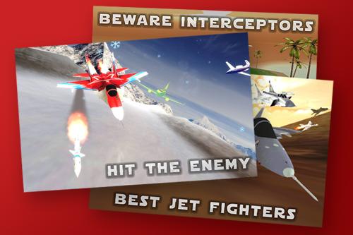 Локализация игры Jet Fighter Air Race от компании ARPAplus