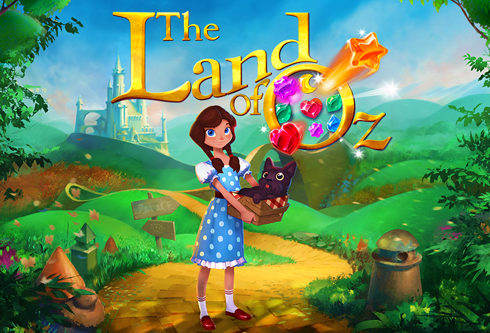 Локализация игры The Land of Oz от компании Silly Penguin