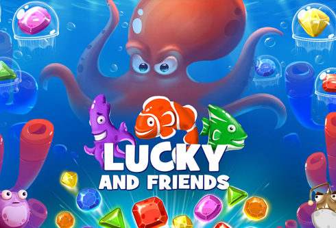 Локализация игры Lucky and Friends от компании Silly Penguin