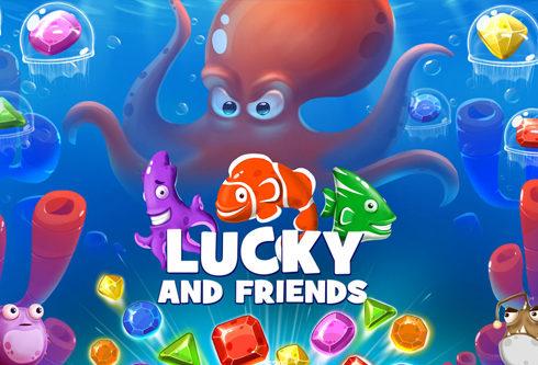 Локализация игры Lucky and Friends от компании Silly Penguin