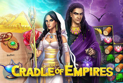 Локализация игры Cradle of Empires от компании Awem