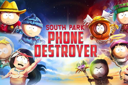 Локализация игры South Park: Phone Destroyer от компании Ubisoft