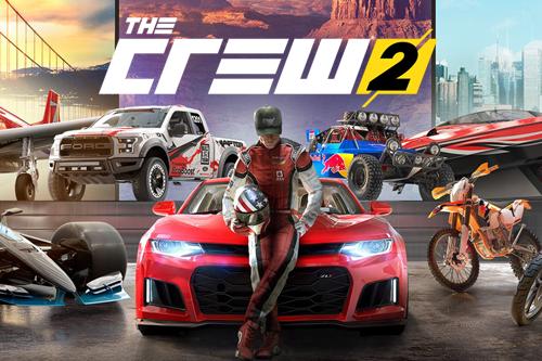 Локализация игры The Crew 2 от компании Ubisoft