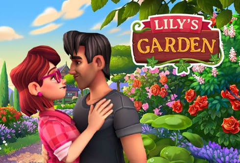 Локализация игры Lily's Garden от компании Tactile Games