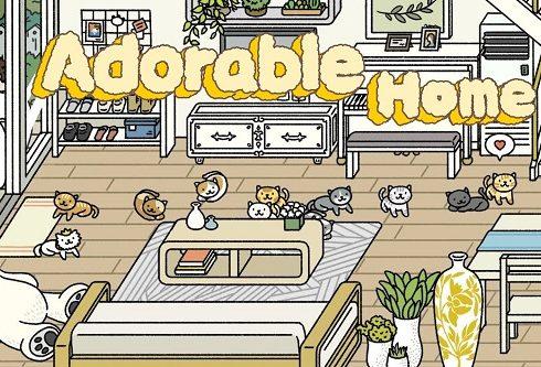 Локализация игры Adorable Home от Hyperbeard