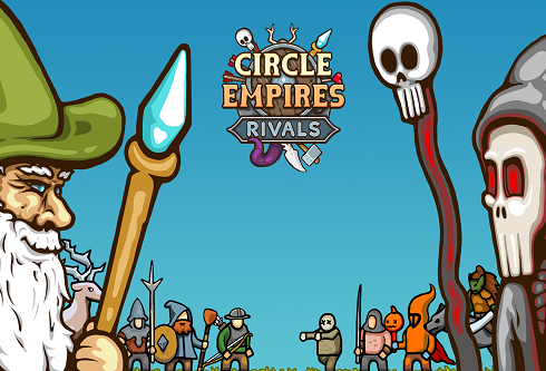 Локализация игры Circle Empires: Rivals от Luminous and Iceberg Interactive