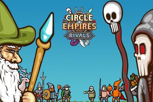 Локализация игры Circle Empires: Rivals от Luminous and Iceberg Interactive