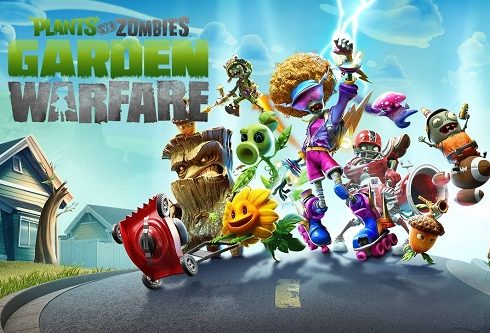 Локализация игры Garden Warfare: Plants VS Zombies от Electronic Arts