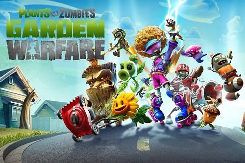 Локализация игры Garden Warfare: Plants VS Zombies от Electronic Arts