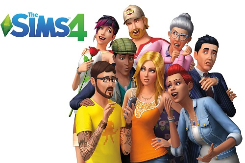 The Sims 4 by Electronic Arts