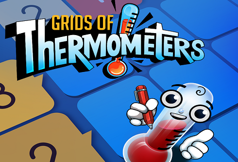 Локализация игры Grids of Thermometers от Frozax Games