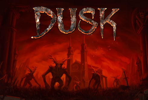 Локализация игры Dusk от New Blood Interactive