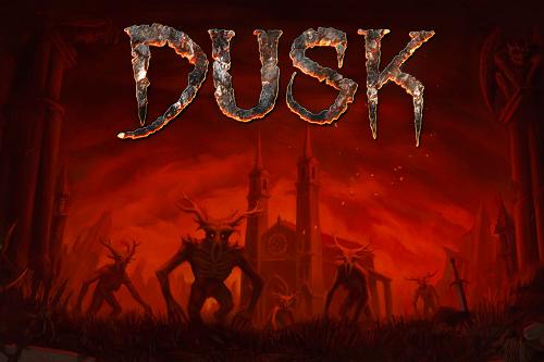 Локализация игры Dusk от New Blood Interactive