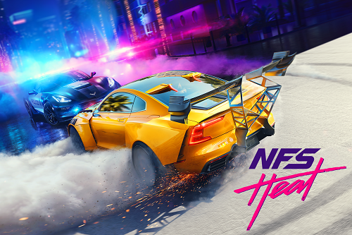 Локализация игры Need for Speed: Heat от Electronic Arts