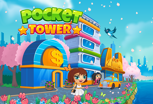 Локализация игры Pocket Tower от Overmobile