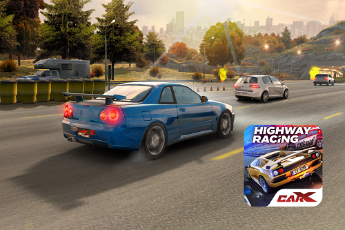 Локализация игры Highway Racing от CarX Technologies