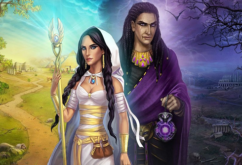 Локализация игры CRADLE OF EMPIRES FROM AWEM