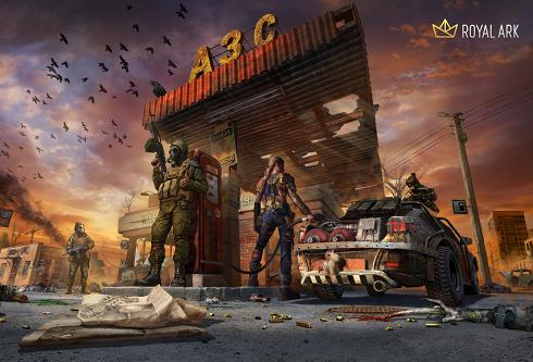 Локализация и локализационное тестирование игры D.O.Z.Survival от Royal Ark