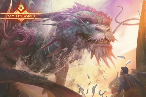 Локализация игры Mythgard от Rhino Games